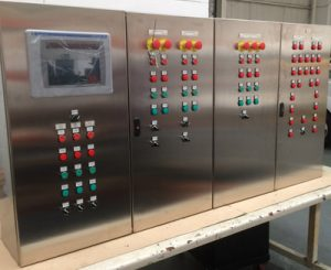 Panel manufacture